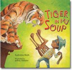 kashmira tiger book