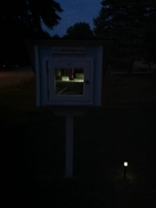 night library