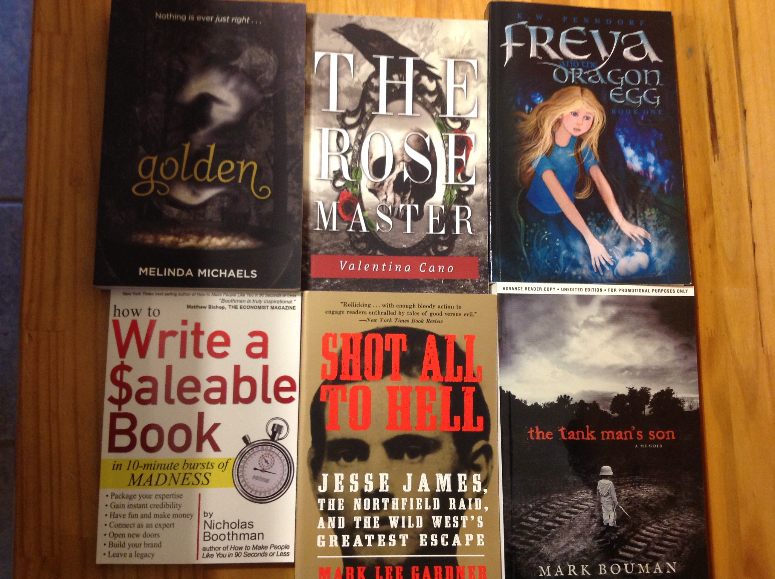 lakefly books