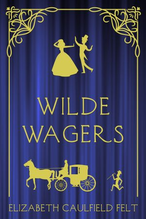 Book Cover for Wilde Wagers
